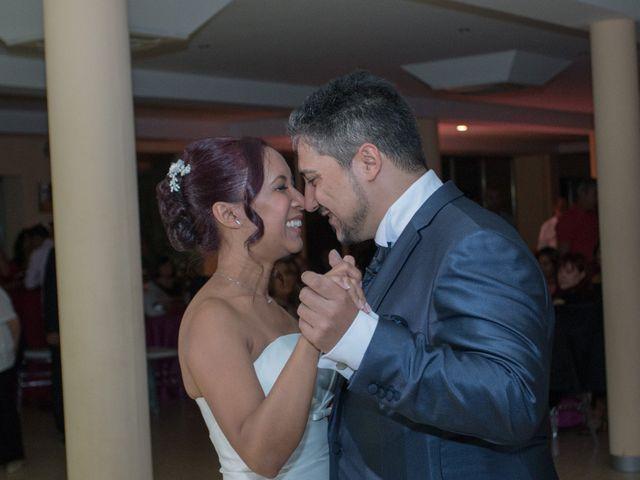 La boda de Jesús y Lovely en San Agustin De Guadalix, Madrid 30