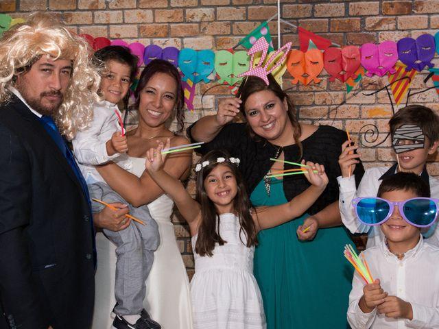 La boda de Jesús y Lovely en San Agustin De Guadalix, Madrid 35