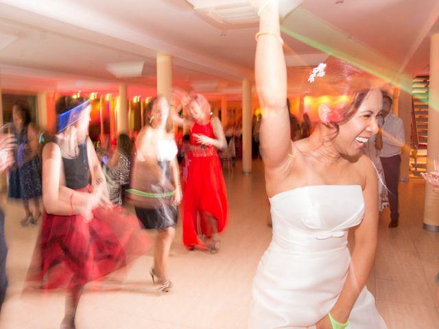 La boda de Jesús y Lovely en San Agustin De Guadalix, Madrid 37