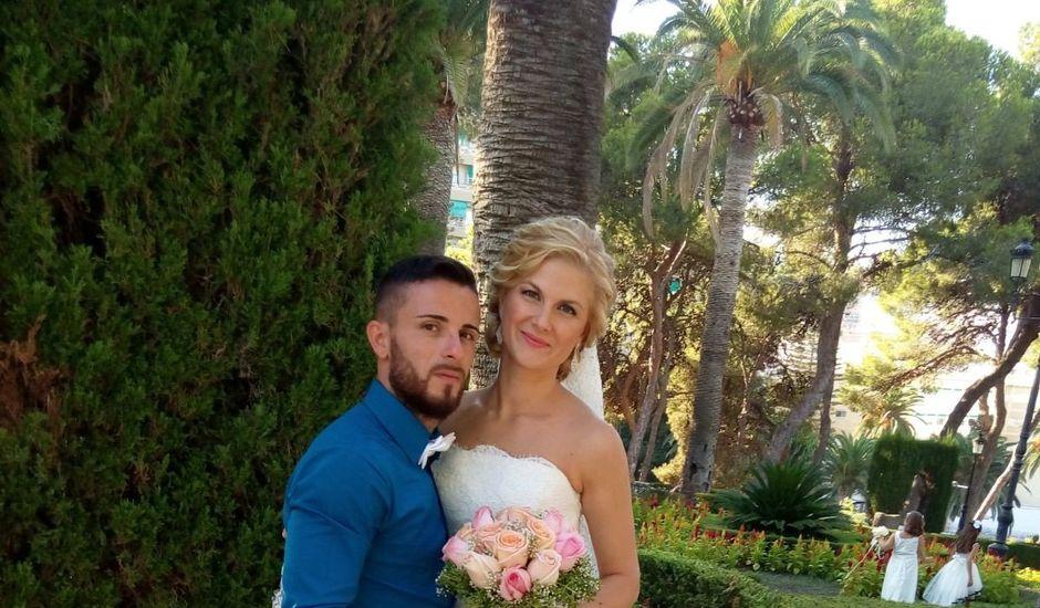 La boda de Christopher y Gabriela  en Motril, Granada