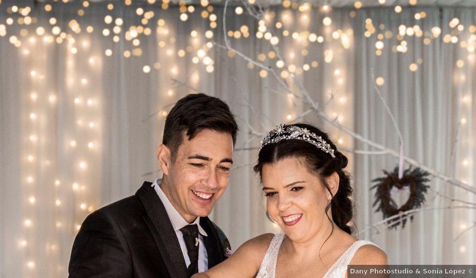 La boda de Javier y Jessica en Otura, Granada