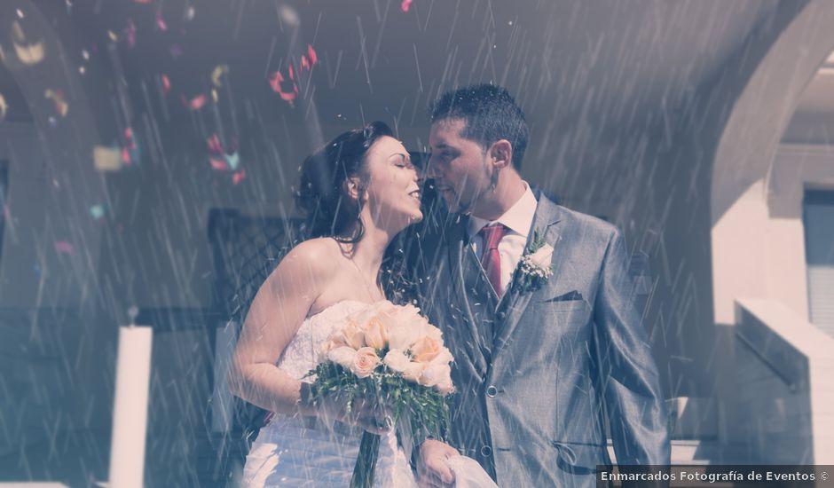 La boda de Alberto y Virginia en Illescas, Toledo