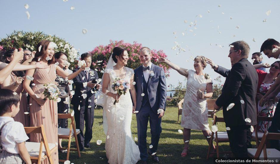 La boda de Rob y Ruby en Sant Vicenç De Montalt, Barcelona