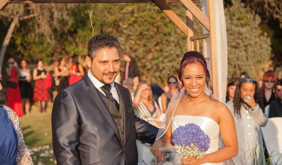 La boda de Jesús y Lovely en San Agustin De Guadalix, Madrid
