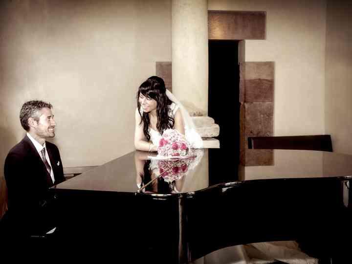 La boda de Estela y Borja
