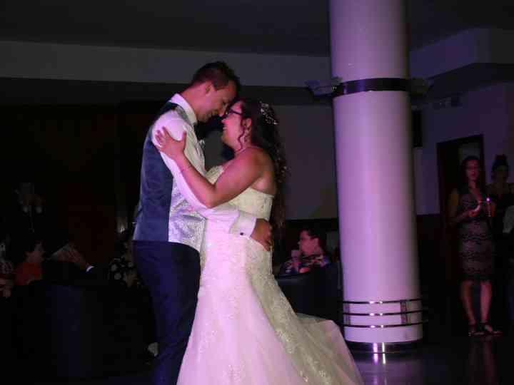 La boda de Teresa y Adrian