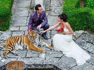 La boda de Sara y Jaime