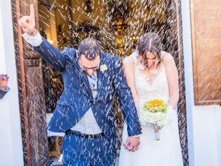 La boda de Alexandra y Juanjo