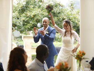 La boda de Clara y Rochdi 2