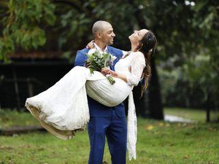 La boda de Clara y Rochdi 3