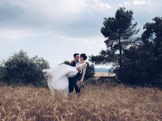 La boda de Marta y George