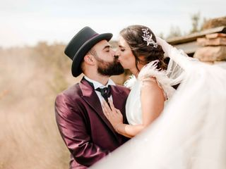 La boda de Maria y Nano