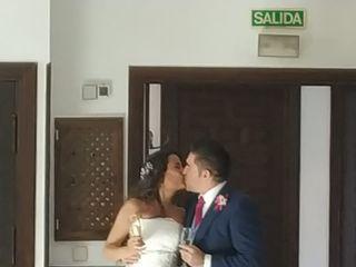 La boda de Jesús  y Eva 1