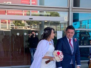 La boda de Jesús  y Eva 2