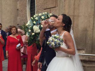 La boda de Melanie  y Alejandro  3