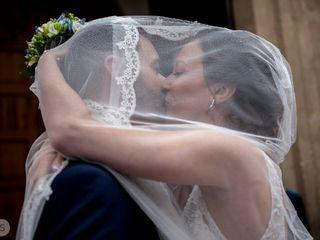 La boda de Melanie  y Alejandro