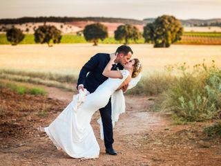 La boda de Almudena y Alberto