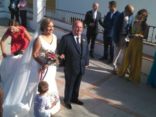 La boda de Nieves  y Mariano 1