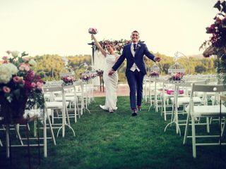 La boda de Andrea y Rubén  2