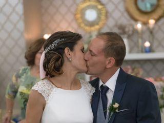 La boda de Andrés y Bea