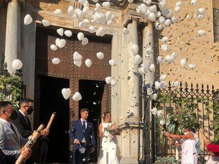 La boda de Lidia  y Alberto 3