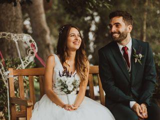 La boda de María y Jorge
