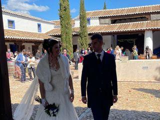 La boda de Amanda  y David 2