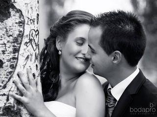 La boda de Arantxa  y David