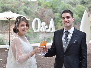 La boda de Óscar y Alba 1