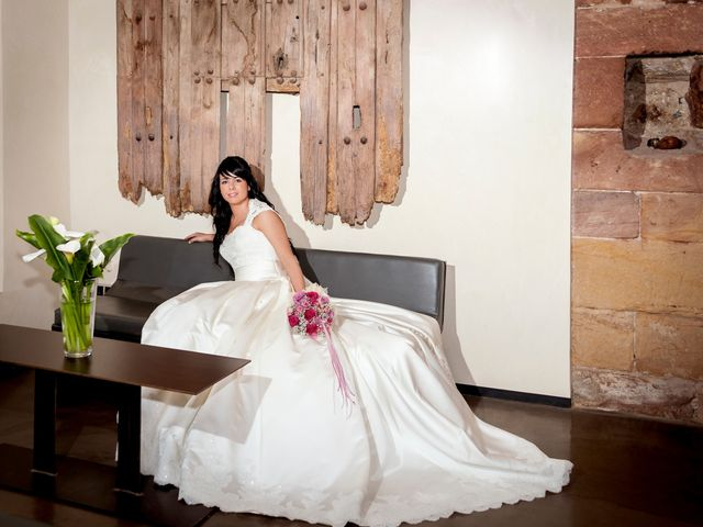 La boda de Borja y Estela en Santa Maria De Mave, Palencia 3