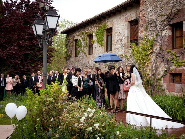 La boda de Borja y Estela en Santa Maria De Mave, Palencia 2