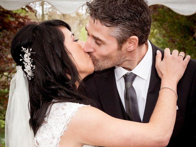 La boda de Borja y Estela en Santa Maria De Mave, Palencia 11