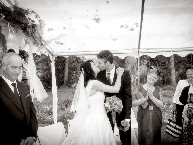 La boda de Borja y Estela en Santa Maria De Mave, Palencia 12