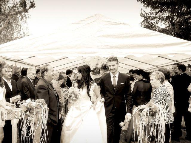La boda de Borja y Estela en Santa Maria De Mave, Palencia 13