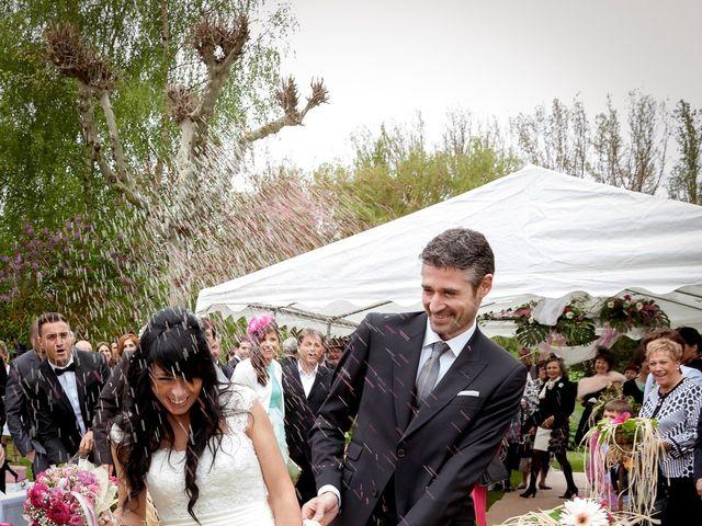 La boda de Borja y Estela en Santa Maria De Mave, Palencia 14