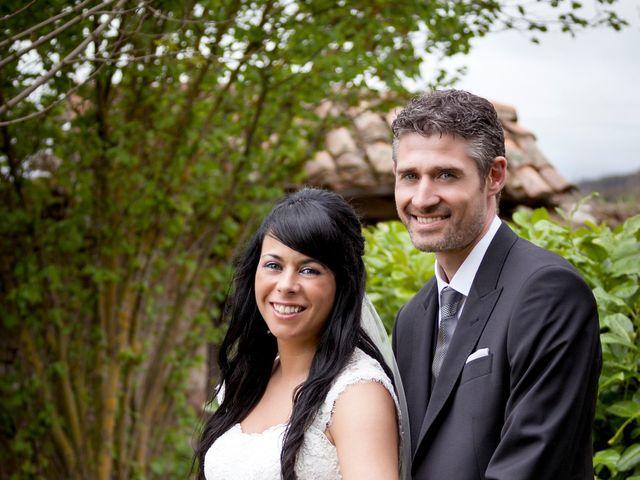 La boda de Borja y Estela en Santa Maria De Mave, Palencia 24