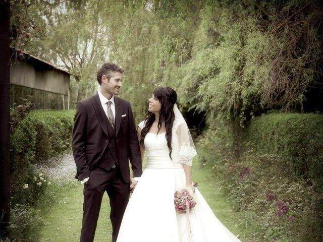 La boda de Borja y Estela en Santa Maria De Mave, Palencia 25