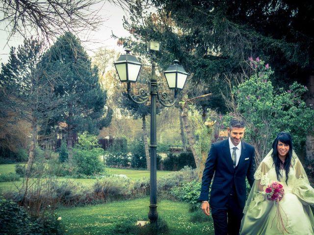 La boda de Borja y Estela en Santa Maria De Mave, Palencia 28