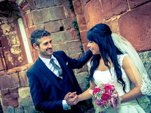 La boda de Borja y Estela en Santa Maria De Mave, Palencia 34