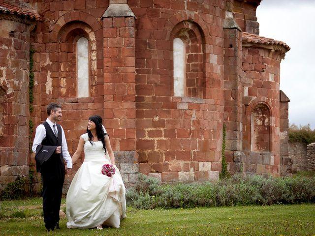 La boda de Borja y Estela en Santa Maria De Mave, Palencia 38