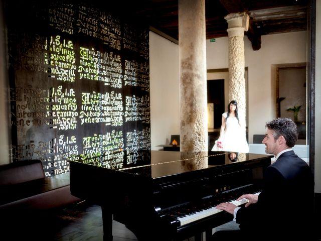 La boda de Borja y Estela en Santa Maria De Mave, Palencia 46