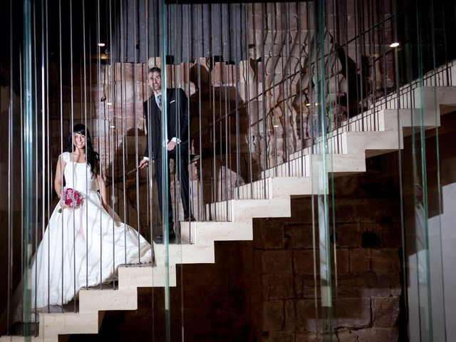 La boda de Borja y Estela en Santa Maria De Mave, Palencia 51