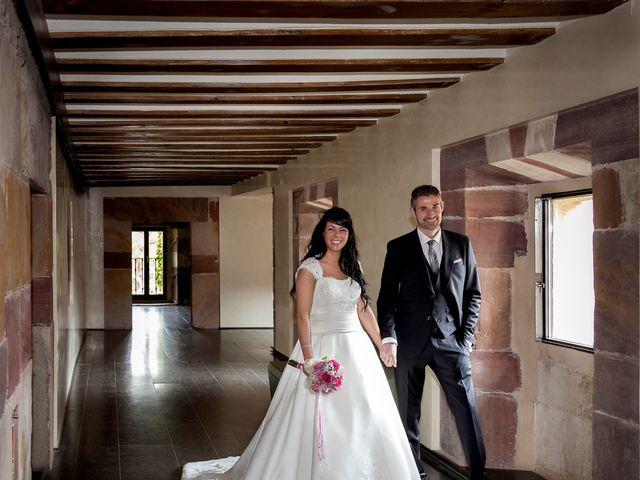 La boda de Borja y Estela en Santa Maria De Mave, Palencia 52