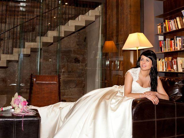 La boda de Borja y Estela en Santa Maria De Mave, Palencia 53
