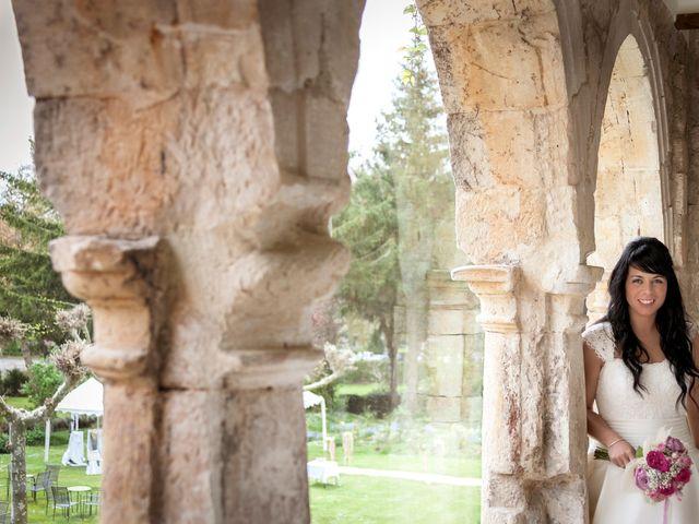 La boda de Borja y Estela en Santa Maria De Mave, Palencia 54