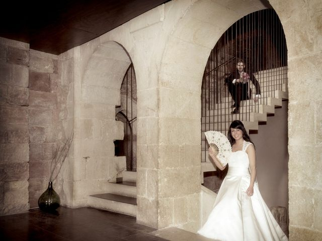 La boda de Borja y Estela en Santa Maria De Mave, Palencia 56