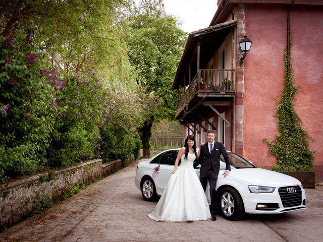 La boda de Borja y Estela en Santa Maria De Mave, Palencia 58