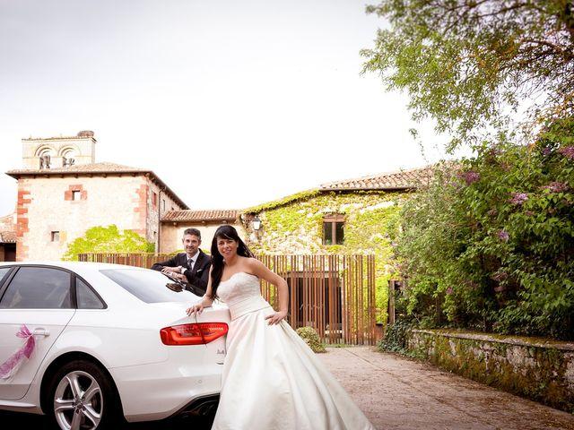 La boda de Borja y Estela en Santa Maria De Mave, Palencia 60