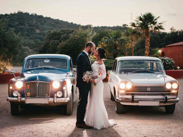 La boda de Bianca y Fernando
