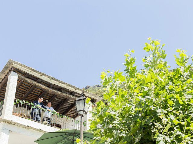 La boda de Juanjo y Alexandra en Bubion, Granada 8